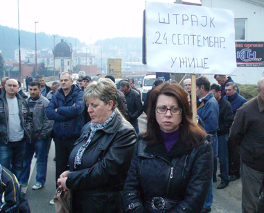 strajk blokada