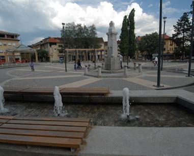 pozega fontana
