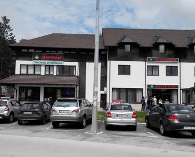 turisticka zgrada