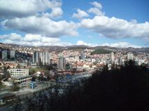 uzice panorama