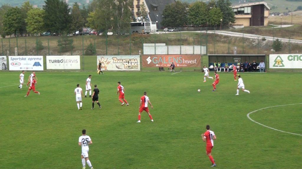 KUP Srbije Zlatibor'Vojvodina 1-4