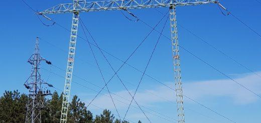 dalekovod struja