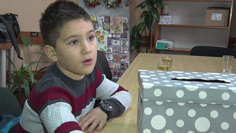 Osmogodišnji humanista Strahinja iz Užica