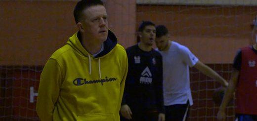 Vladimir Lučić trener košarkaša Slobode