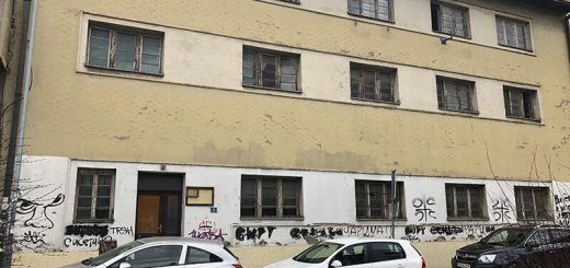 Zgrada komande vojske u Užicu