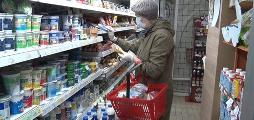 Užički penzioneri u kupovini