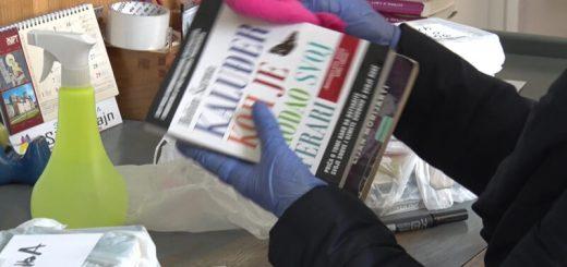 dostava knjiga