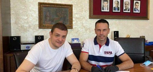 Bojan Ostojić produžio ugovor sa Partizanom