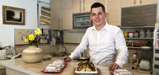 Bilal Dacić, kuvar iz Prijepolja