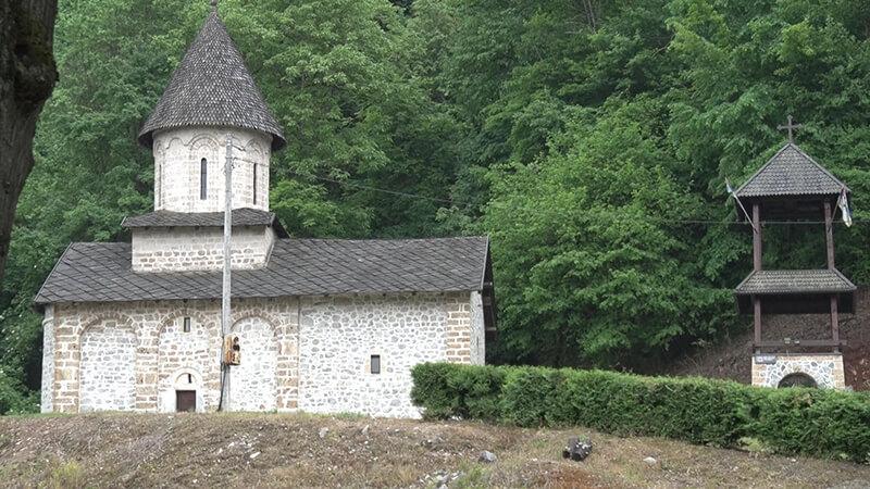 Crkva Svetog Georgija u Godoviku
