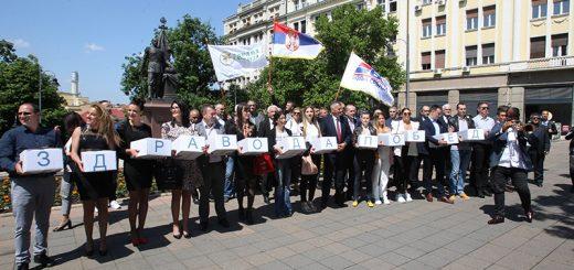 Zdrava Srbija 2020 izbori