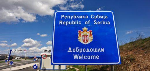 granica srbija dobrodošli
