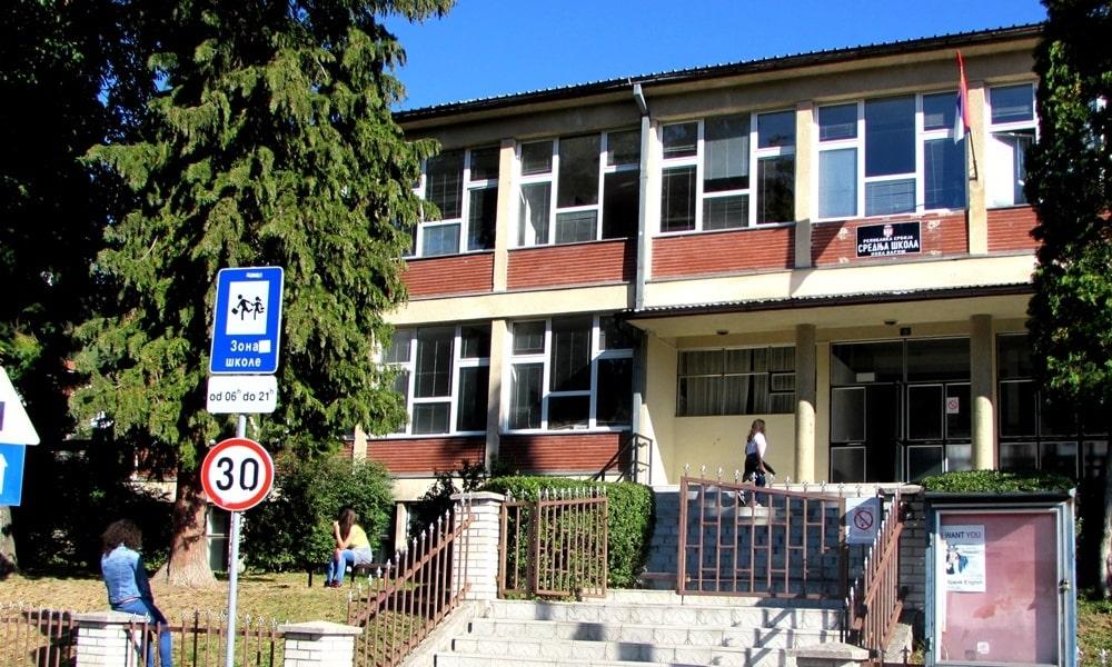 Srednja škola Nova Varoš