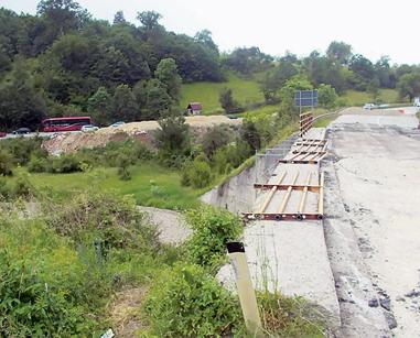 mackat radovi most