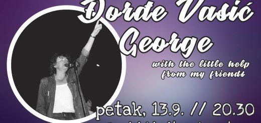 Đorđe Vasić koncert