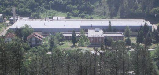 Fabrika sedišta Priboj