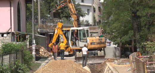 infrastrukturni radovi u Uzicu