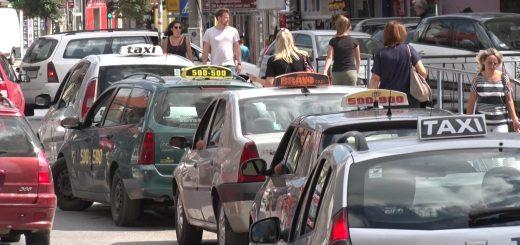 taksisti u Užicu