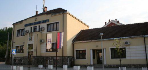 Zgrada opštine Bajina Bašta