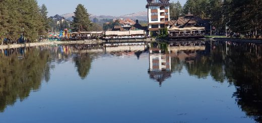 Zlatibor jezero