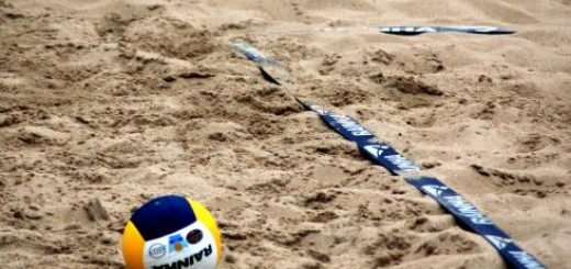 odbojka na pesku