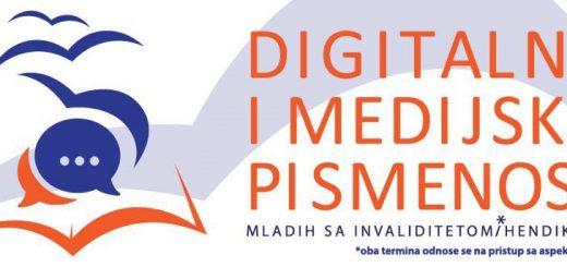 medijska pismenost mladih sa invaliditetom