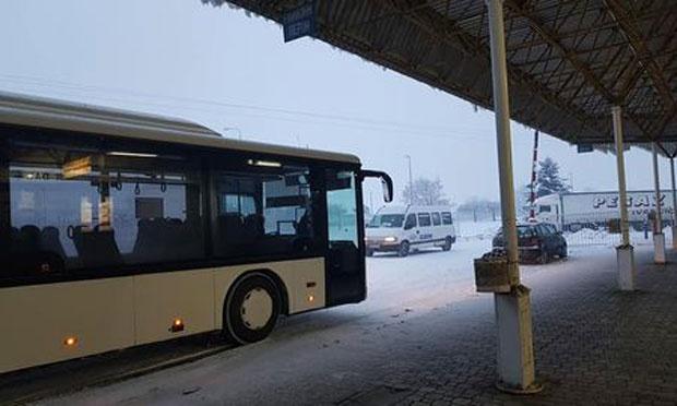 Požega javni prevoz