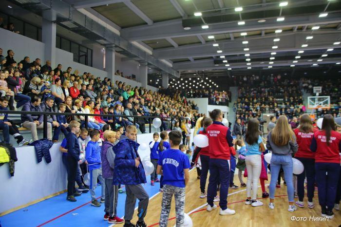 Nova sportska hala Cajetina