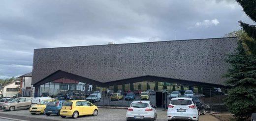 sportska hala Čajetina