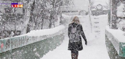 Ivanjica sneg