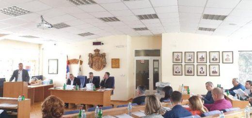 skupština opštine čajetina
