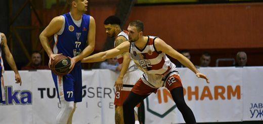 Sloboda slavila protiv košarkaša Zlatibora