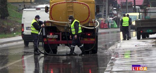 dezinfekcija ulica Ivanjica