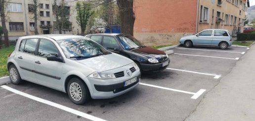 parking Sevojno