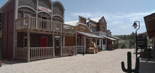 Kaubojski grad El Paso na Zlatiboru
