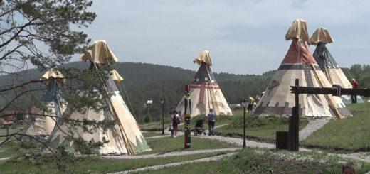 Indijansko selo na Zlatiboru
