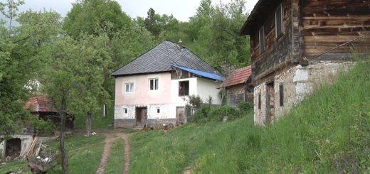Ojkovica, selo u Novoj Varosi