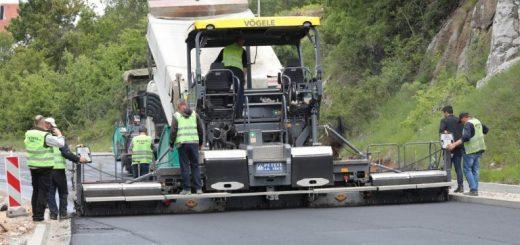 asfaltiranje Užice Sušica