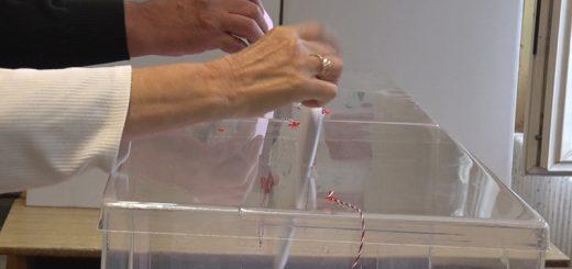 Glasanje kutija