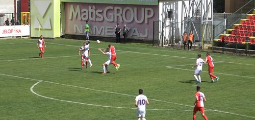 Javor-Vojvodina 0-3