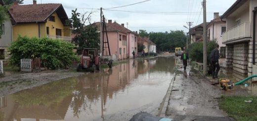 Kosjeric jun 2020 poplave