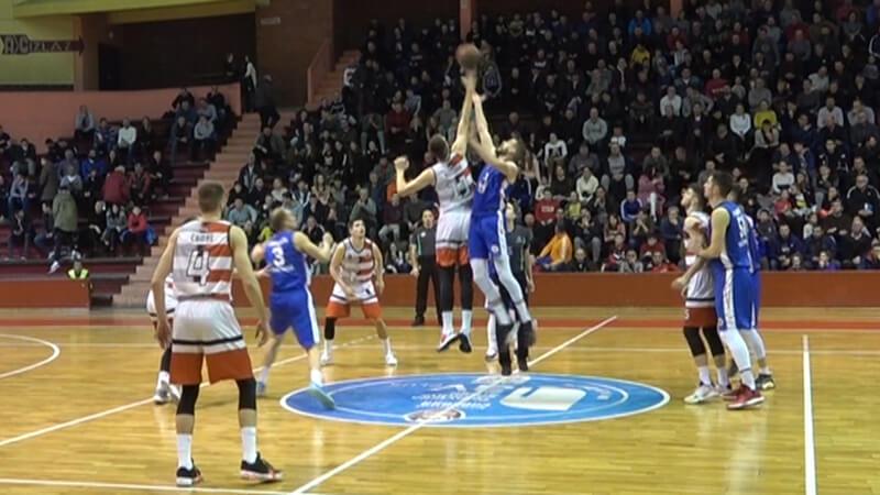 utakmica košarkaša Slobode u Velikom parku