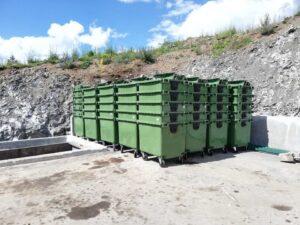 novi kontejneri na Zlatiboru