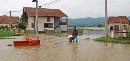 Poplave u Požegi