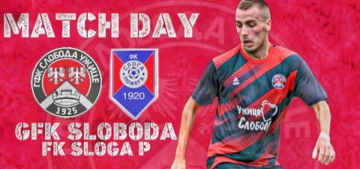 GFK Sloboda FK Sloga
