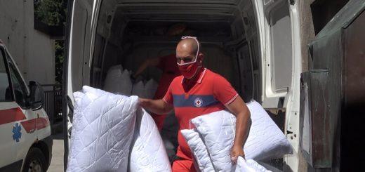 donacija jastuci