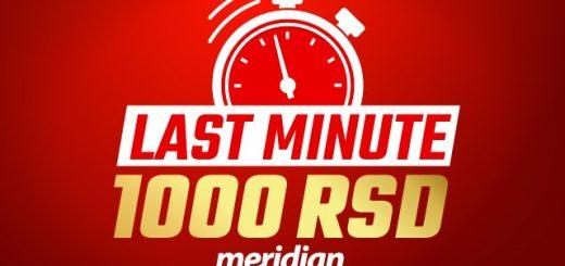 Meridian bonus