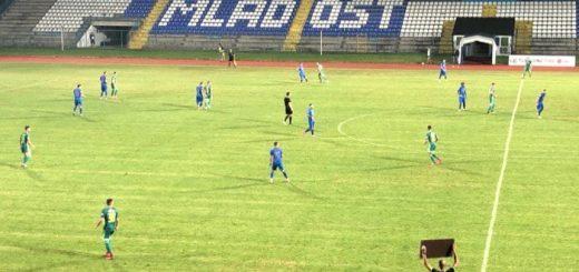 Pobeda fudbalera Mladosti protiv Inđije 2-0