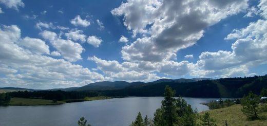 Ribničko jezero priroda