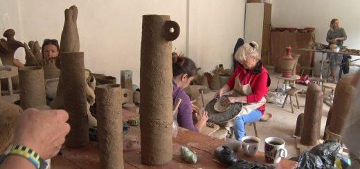 Keramika u selu Zlakusa